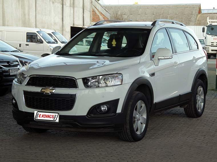 Camionetas Kovacs Chevrolet Captiva lt sa 2.4 at 2016