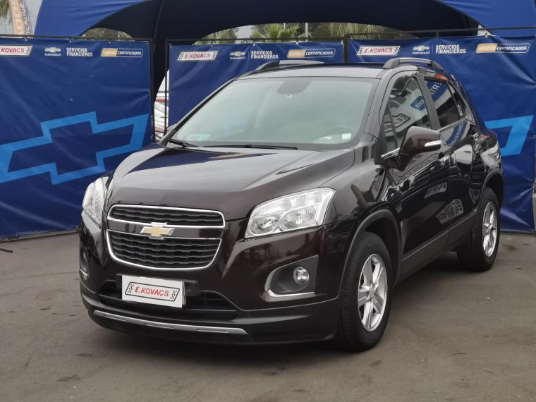 Camionetas Kovacs Chevrolet Tracker 1.8 awd lt at 2016