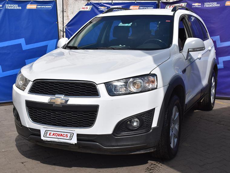 Camionetas Kovacs Chevrolet Captiva ls 2.4 ac mec 2014