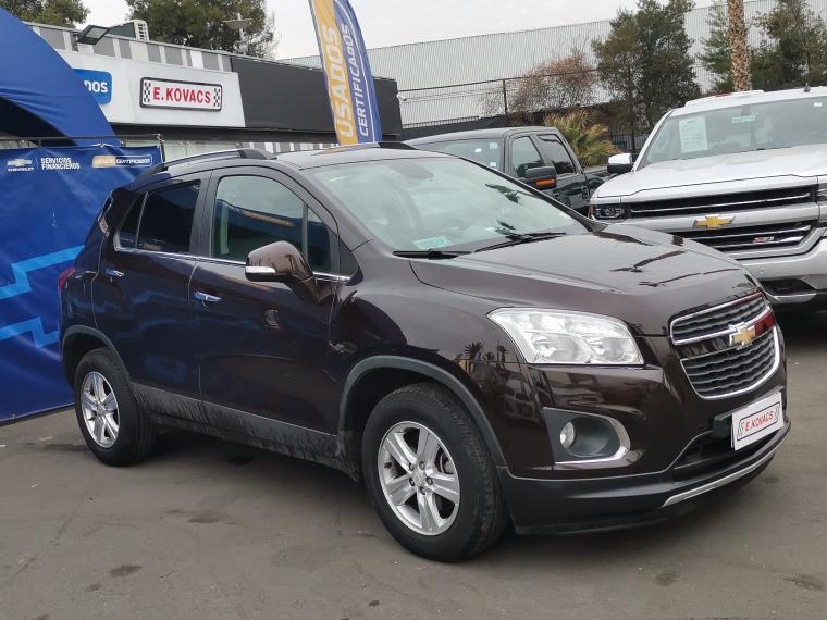 chevrolet tracker 1.8 awd lt at