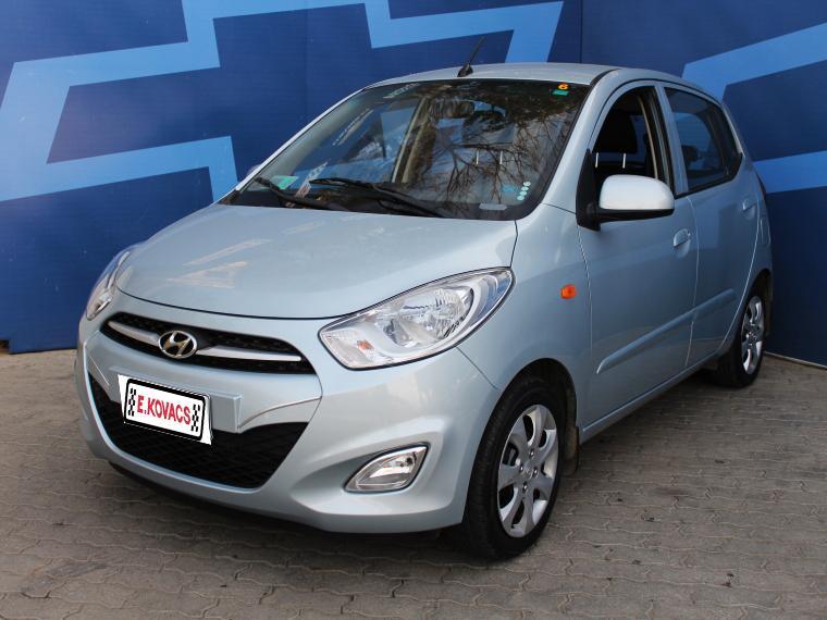 Furgones Kovacs Hyundai I-10 gls 1.1 2014