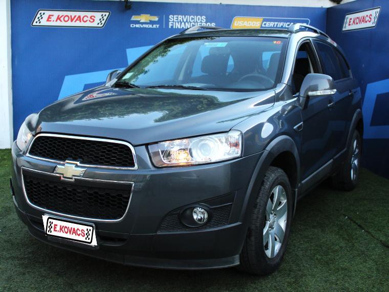 Camionetas Kovacs Chevrolet Captiva ii ls 2.4 2012