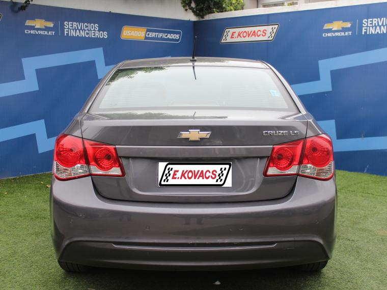 chevrolet cruze ii ls 1.8 at