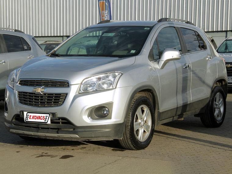 Camionetas Kovacs Chevrolet Tracker 1.8 fwd lt mt 2015