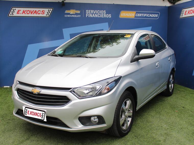 Furgones Kovacs Chevrolet Prisma ltz 1.4 at ac 2018
