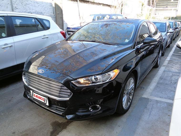 Autos Kovacs Ford Fusion fusion new fusion 2.0 at 2016