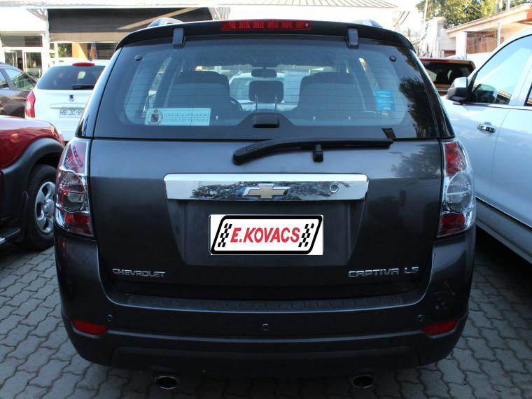 chevrolet captiva iii 2.2d fwd 6mt