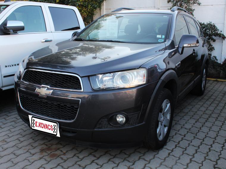 Camionetas Kovacs Chevrolet Captiva iii 2.2d fwd 6mt 2013
