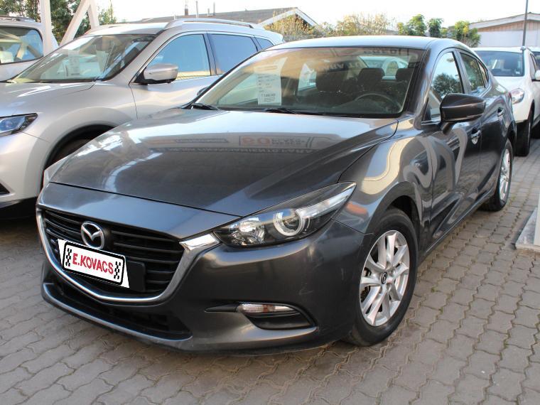 Autos Kovacs Mazda 3 aut 1.6 4x2 sdn c/ac 2017