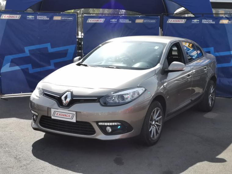 Autos Kovacs Renault Fluence mec 1.6 4x2 expressi 2016