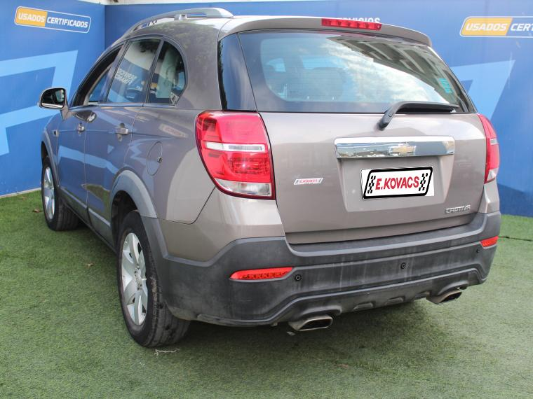 chevrolet captiva v 2.4 fwd 6at