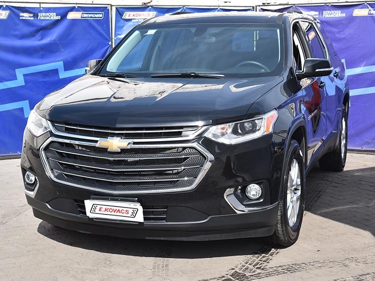 Camionetas Kovacs Chevrolet Traverse 3.6 awd aut ac 2019