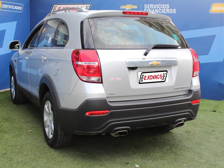 chevrolet captiva 6 lt awd 2.2