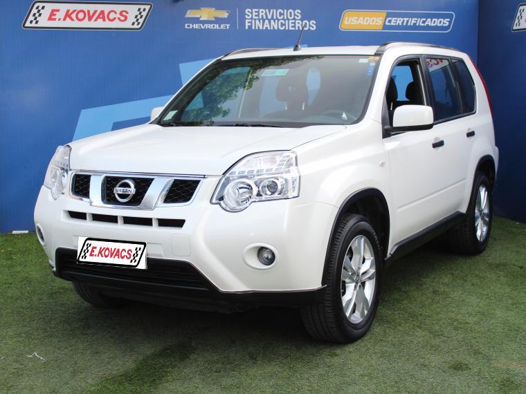 Camionetas Kovacs Nissan X-trail mec 2.5 4x4 s bt 2.5 2014