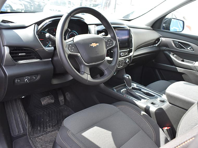 chevrolet traverse 3.6 awd aut ac