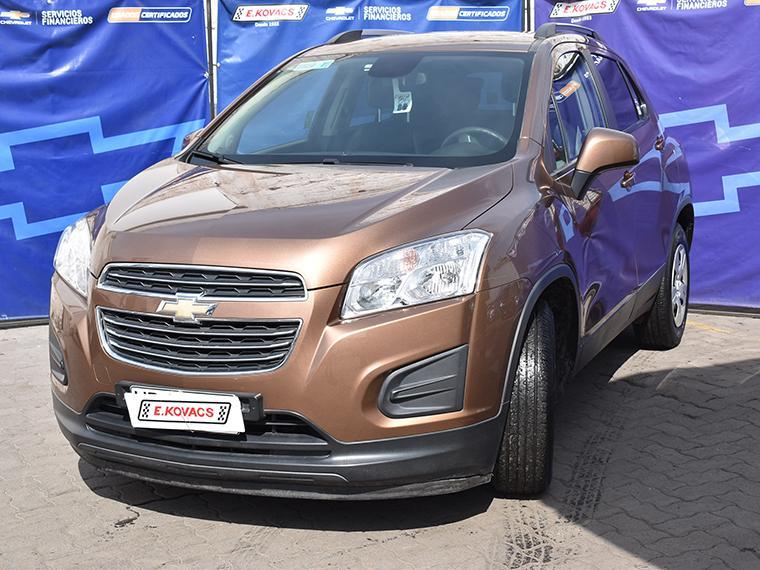 Camionetas Kovacs Chevrolet Tracker ls 1.8 mec ac 2017