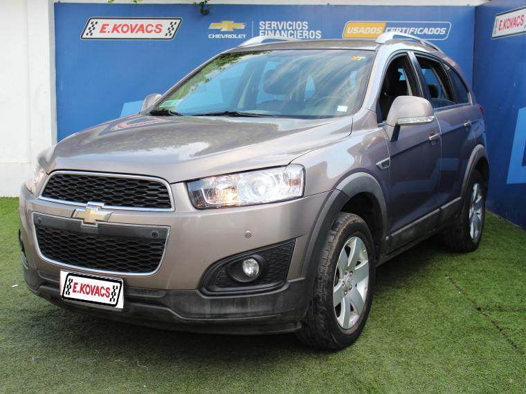 Camionetas Kovacs Chevrolet Captiva v 2.4 fwd 6at 2015