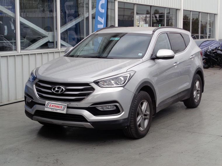 Camionetas Kovacs Hyundai Santa-fe santa fe dm wgn gls 2.4 at 2017