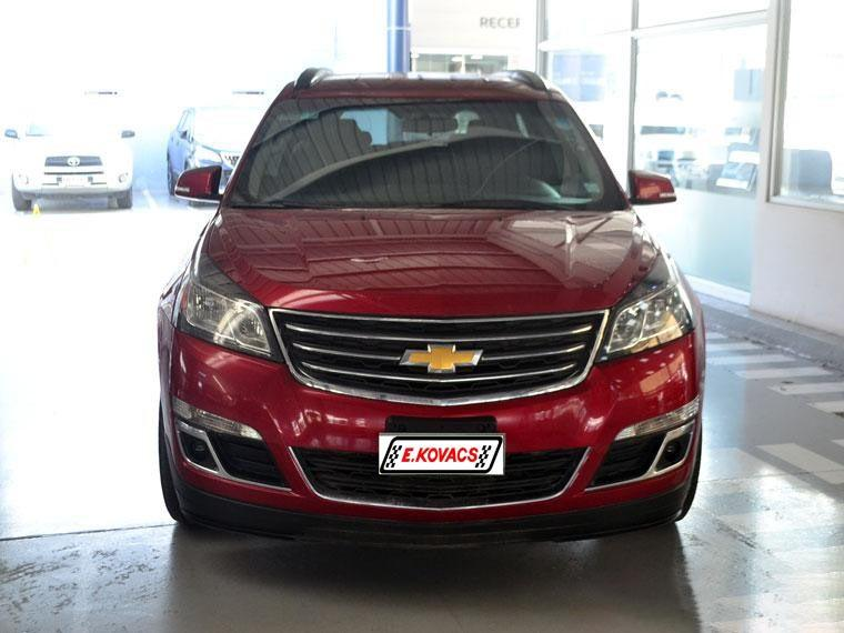 chevrolet traverse iii 1lt su fwd 3.6 at