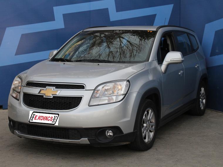 Camionetas Kovacs Chevrolet Orlando ls 2.0 aut 2014