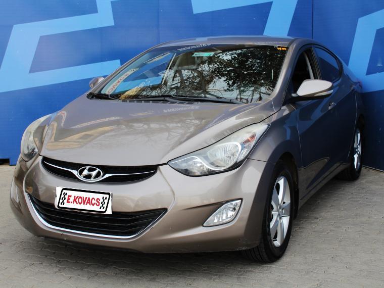 Autos Kovacs Hyundai Elantra gls 1.6 2013