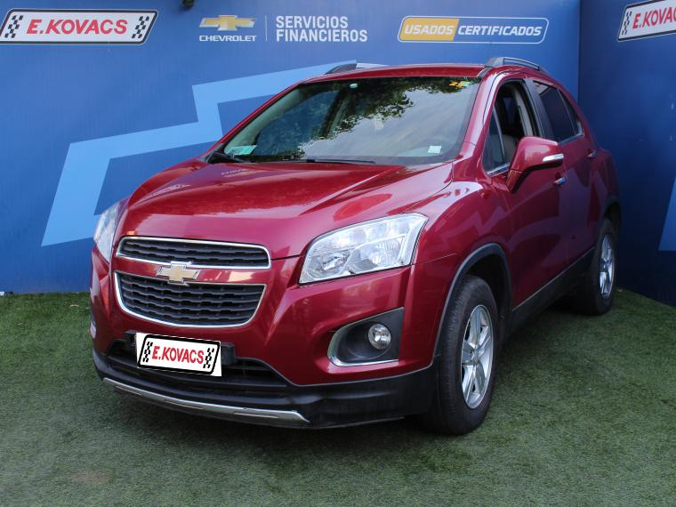 Camionetas Kovacs Chevrolet Tracker lt awd 1.8 aut 2016