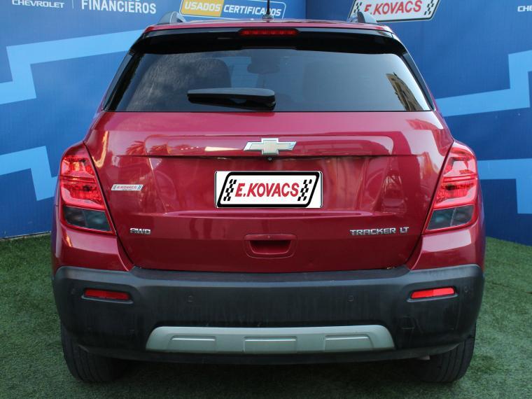 chevrolet tracker lt awd 1.8 aut