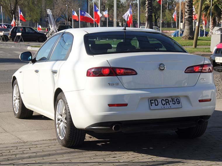 alfa romeo 159 selespeed 2.2 aut
