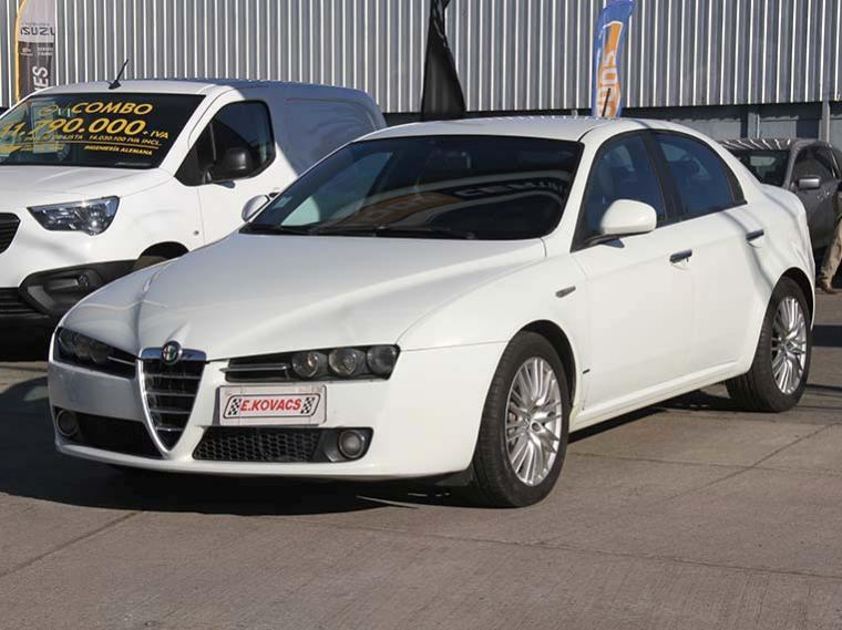 Autos Kovacs Alfa romeo 159 selespeed 2.2 aut 2013