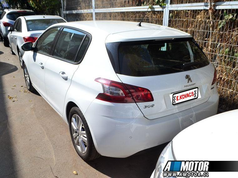 peugeot 308 active pack puretech 110hp 1.2