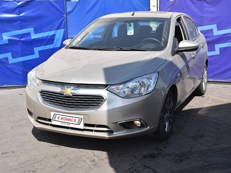 Autos Kovacs Chevrolet Sail lt 1.5 mec ac 2018