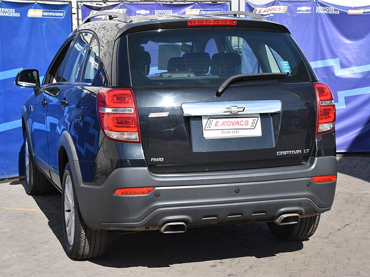 chevrolet captiva lt full awd ac at