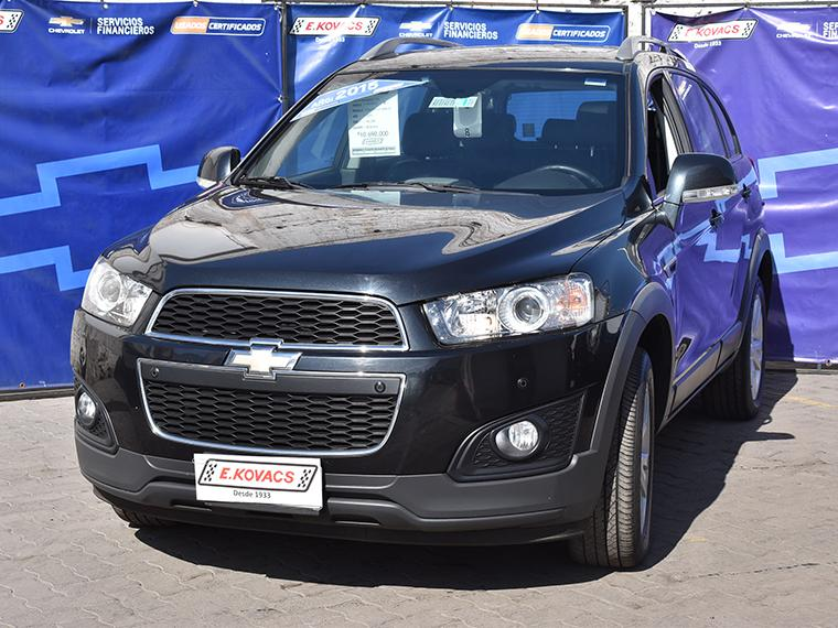 Camionetas Kovacs Chevrolet Captiva lt full awd ac at 2015