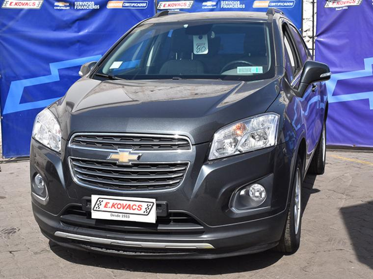 Camionetas Kovacs Chevrolet Tracker 1.8  mec ac 2016