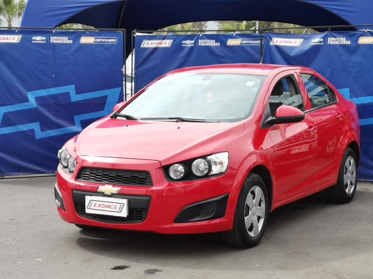 Autos Kovacs Chevrolet Sonic 1.6 2016