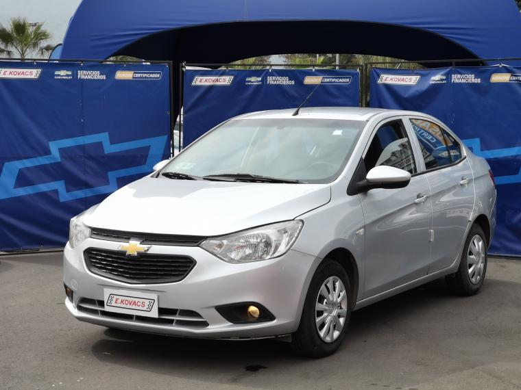 Autos Kovacs Chevrolet Sail mec 1.4 4x2 ls 2017