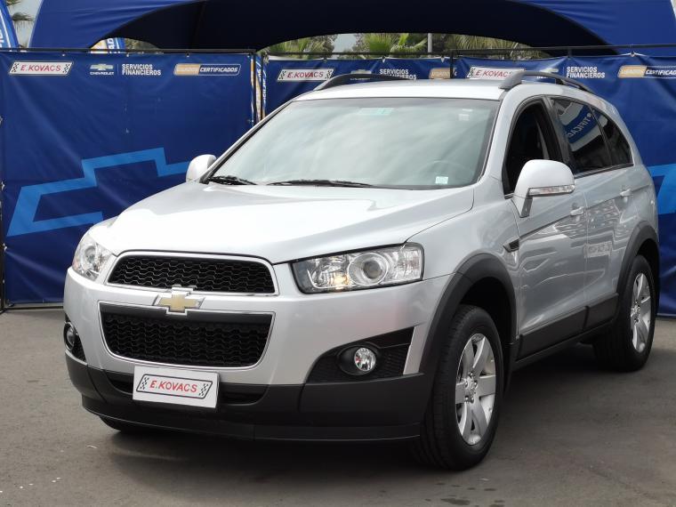Camionetas Kovacs Chevrolet Captiva iii ls fwd 2.4 ac me 2013