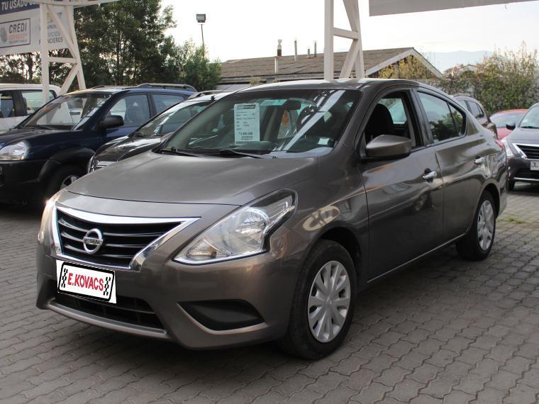 Autos Kovacs Nissan Versa sense 1.6 2015