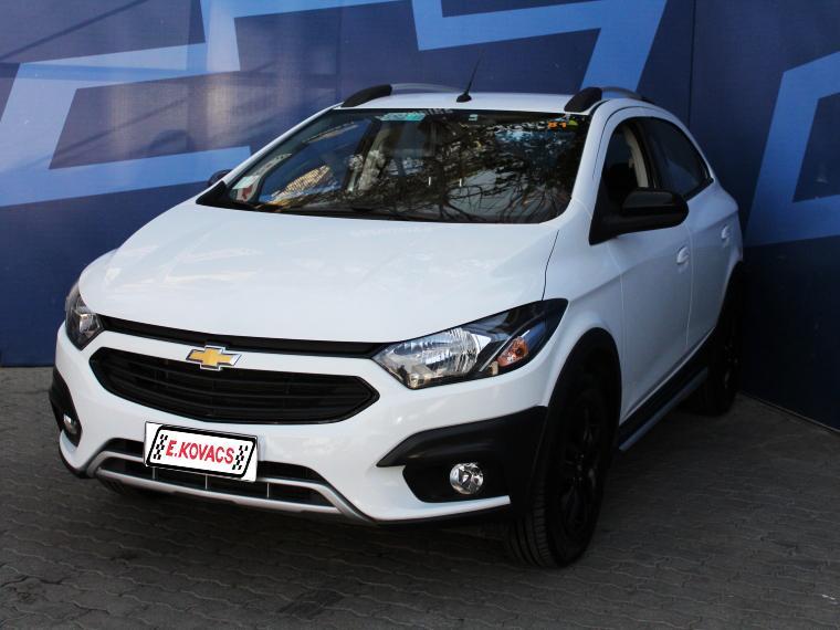 Furgones Kovacs Chevrolet Onix activ 1.4 2019
