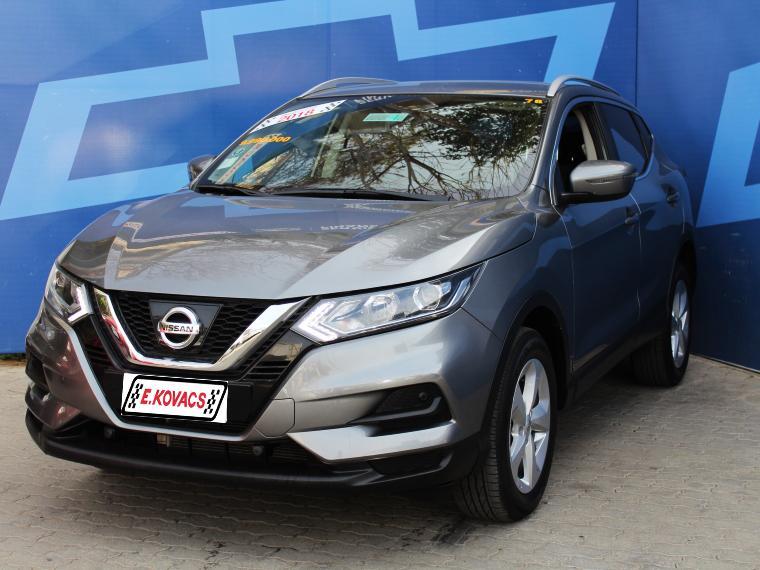 Camionetas Kovacs Nissan Qashqai sense 2.0 2018