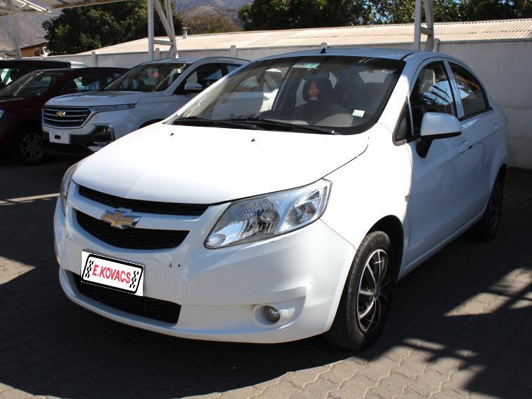 Autos Kovacs Chevrolet Sail lt 1.4 2011