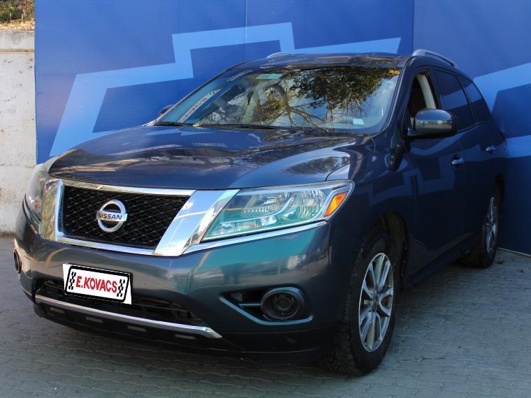 Camionetas Kovacs Nissan Pathfinder sense 3.5 2015