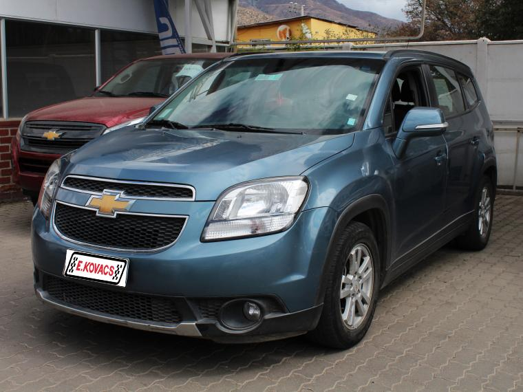 Camionetas Kovacs Chevrolet Orlando ls 2.0 2014