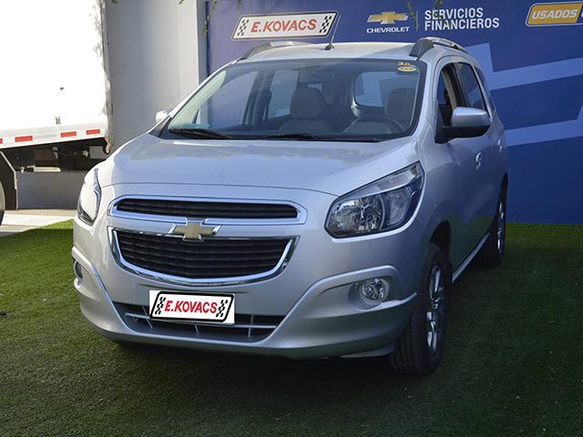 Furgones Kovacs Chevrolet Spin ltz 1.8  at 2017