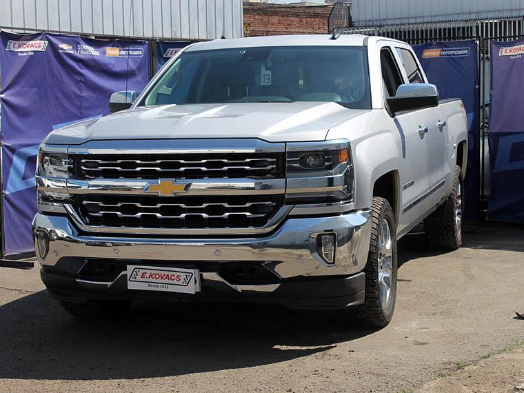 Camionetas Kovacs Chevrolet Silverado ltz 4wd 5.3 at ac 2017