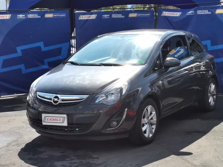 Autos Kovacs Opel Corsa color 1.4t mt (luh) 2015