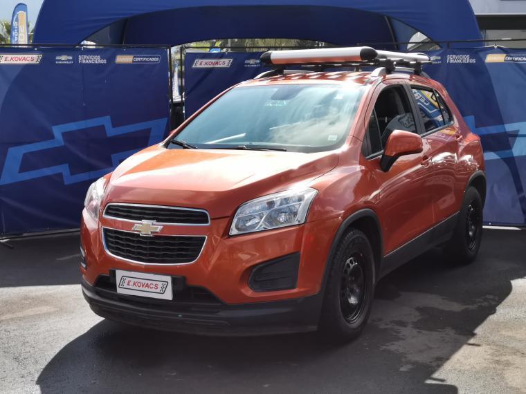 Camionetas Kovacs Chevrolet Tracker 1.8 fwd ls mt 2015