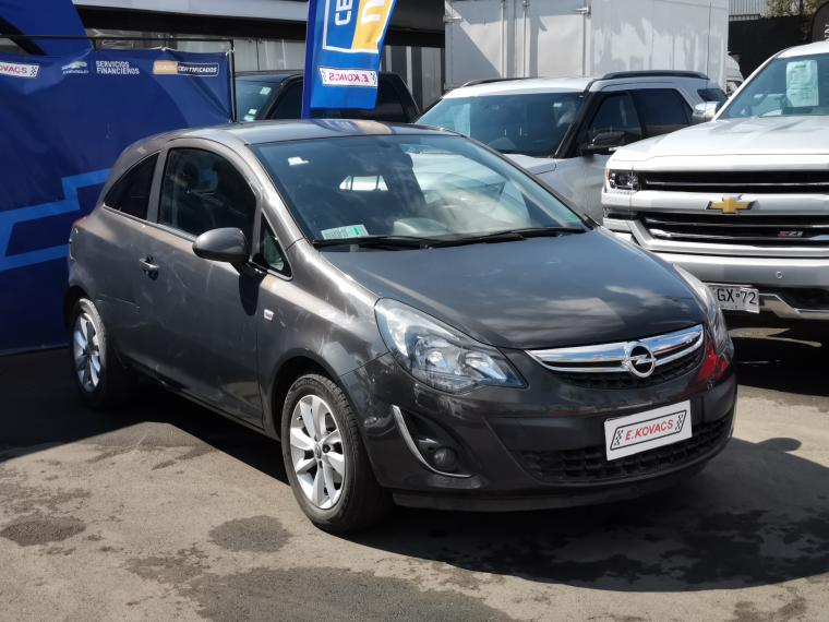 opel corsa color 1.4t mt (luh)