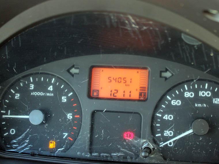 chevrolet n300 max van 1.2 ac