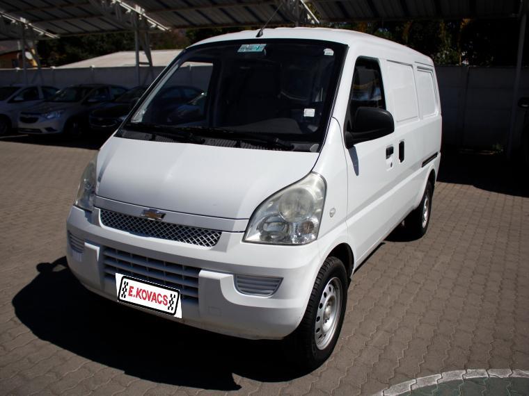 Furgones Kovacs Chevrolet N300 max van 1.2 2013